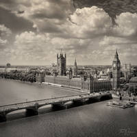 Old London by Pajunen