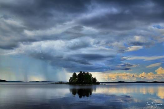 Distant Rainfall