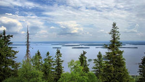 Pohjois-Karjala by Pajunen