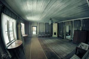 Old Mansion by Pajunen