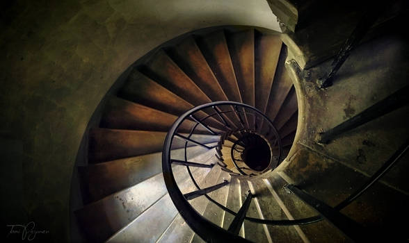 Spiral Stairs