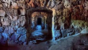 Suomenlinna Dungeons by Pajunen