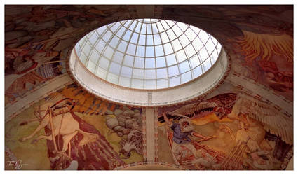 Kalevala Frescoes