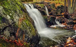 October Waterfall