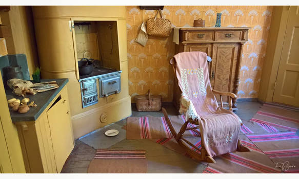 The 1910's single room home