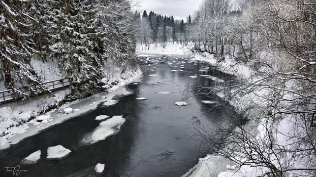 River Vantaankoski
