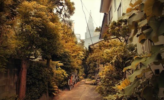 Tokyo Neighbourhoods