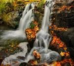 Stromberginkoski Waterfalls