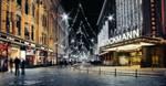 Helsinki in January