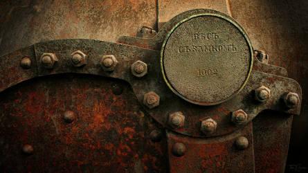 Rusty Heavy Metal