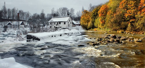A Change of Season by Pajunen