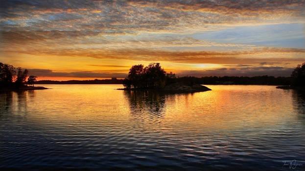 Seurasaari Sunset