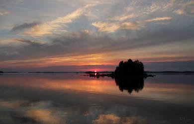 Karelian Sunset