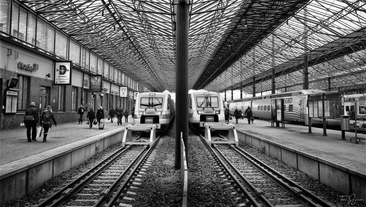 Departures by Pajunen