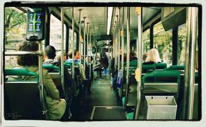 Public transportation by Pajunen