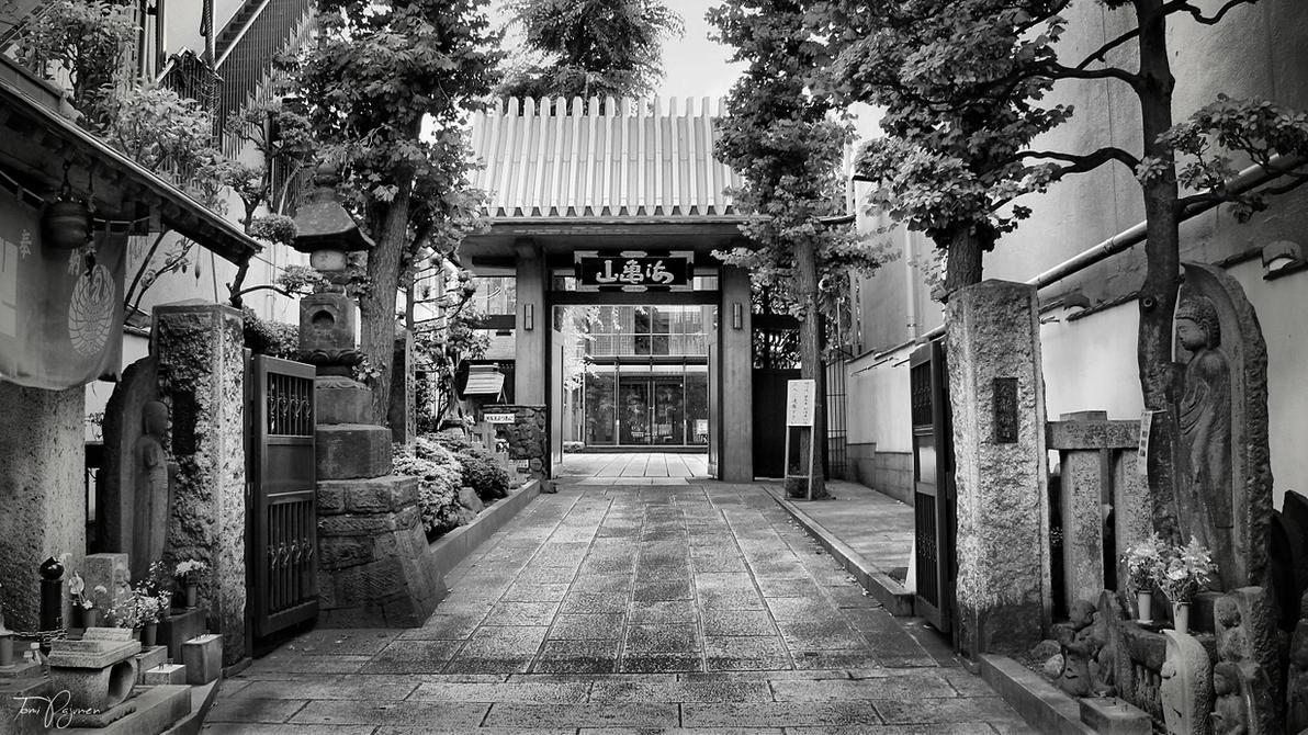 Shin-Okubo Korean Town, Tokyo by Pajunen