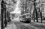 Trams bw