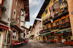 Zell Am See Streets