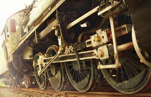Locomotive II by Pajunen