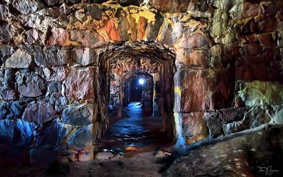 Suomenlinna tunnels