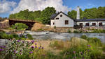 Old rasp factory by Pajunen