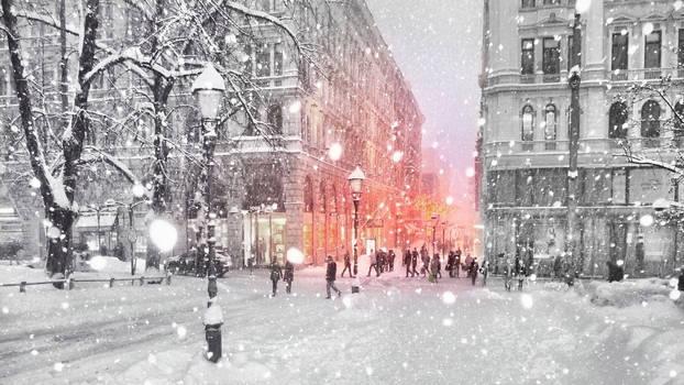 Winter in Helsinki II
