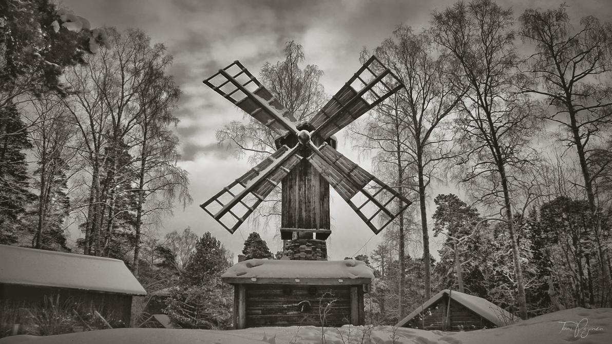 Old Helsinki IV by Pajunen