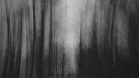 Hello darkness, my old friend by Pajunen