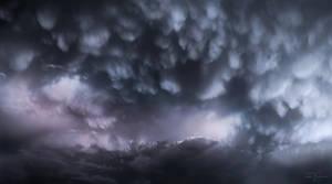 Thunderstorm by Pajunen