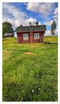 Old summer hut