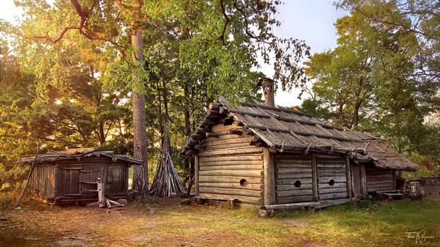 Iron Age Village