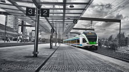 Train to Helsinki