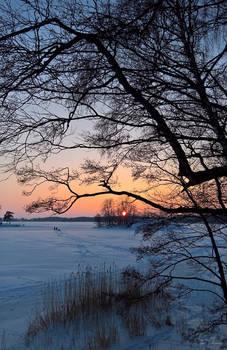 February Evening III