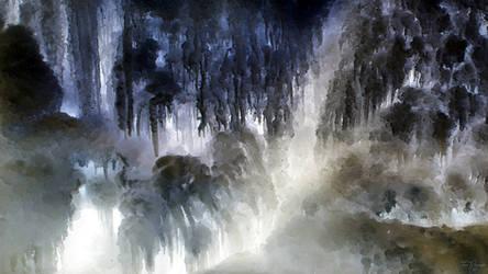 Ice Gorge