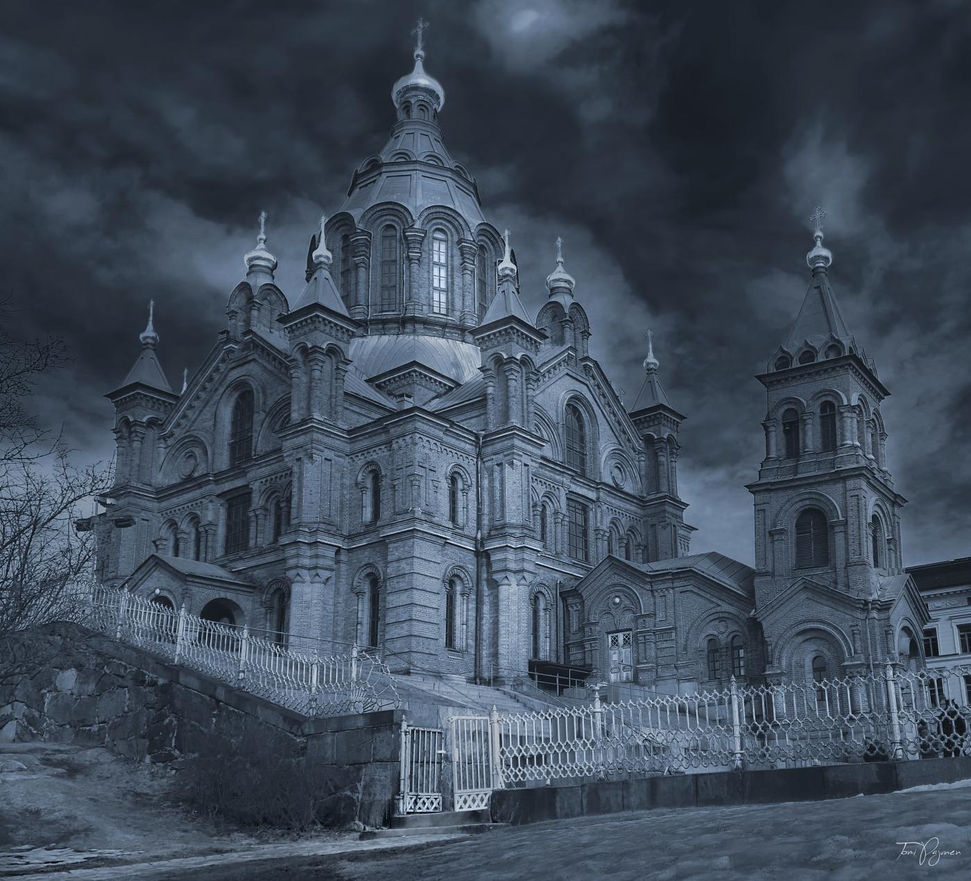 Dracula by Pajunen