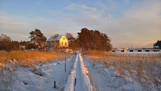 Seurasaari by Pajunen