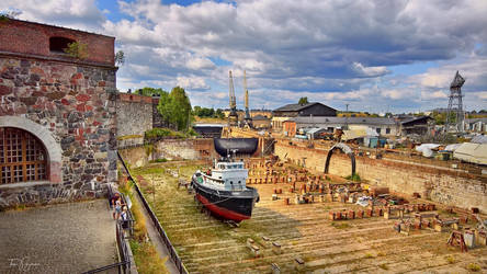 Suomenlinna dockyard