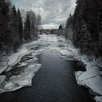 Dark water by Pajunen