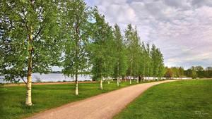 May in Helsinki