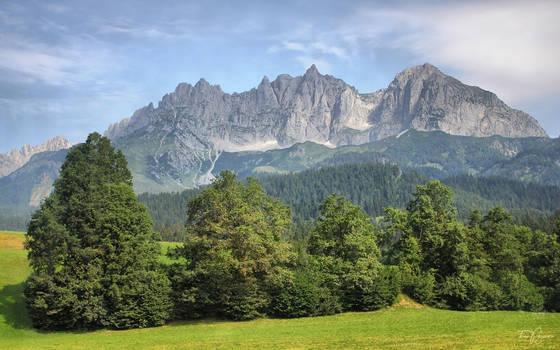 Austrian Mountains