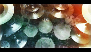 Drums and symbals