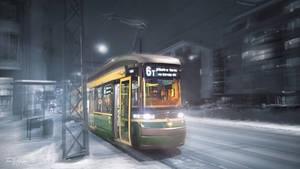 Tram 6T