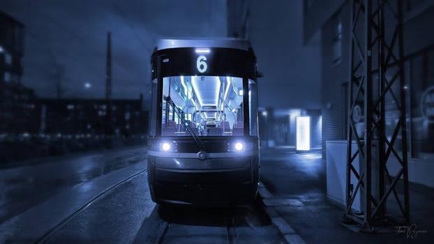 Night Tram 6