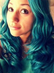 Sailor Neptune wig