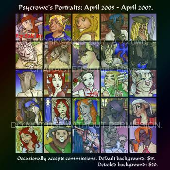 Furc Ports 2005 - 2007 by psycrowe