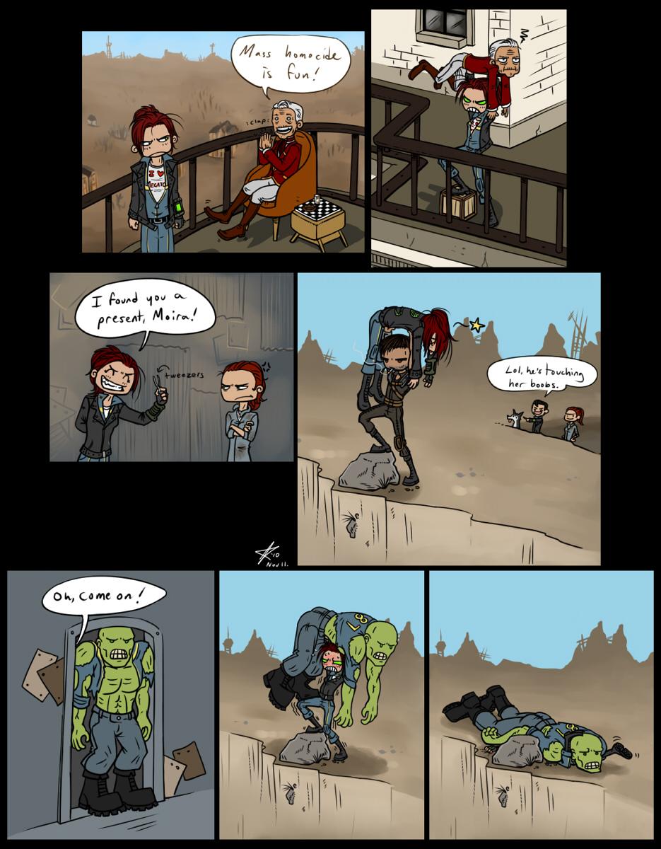 Fallout 3 pron erotica gallery