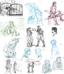 Fallout 3 - Sketch Dump