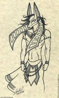 Lysander -- Inked