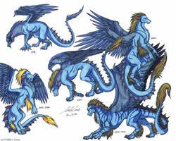 Draekard Evolution