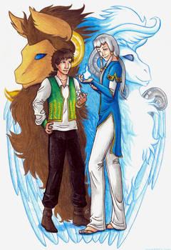 Tayne and Torshael